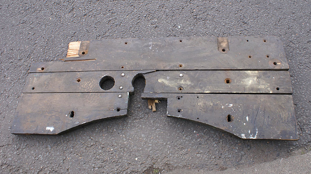NRM SP - old footplate