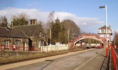 TiG - Haltwhistle footbridge
