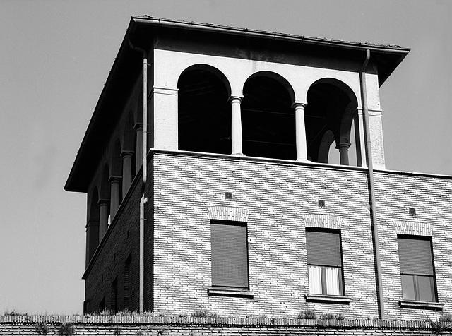 at the Viale delle Mura Aurelie - Roma