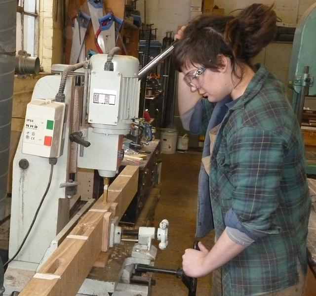 OOD - machining stiles