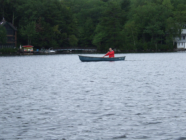 Canoe Peter
