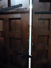 OOD - damaged doors