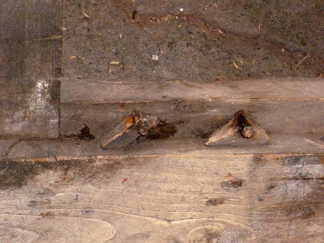 NSR 127 - floor plank evidence