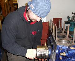 CSB - refitting parts