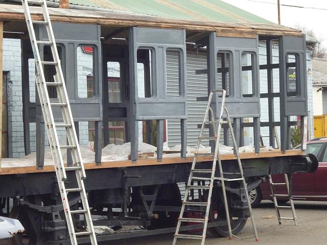 NSR 127 - ladders