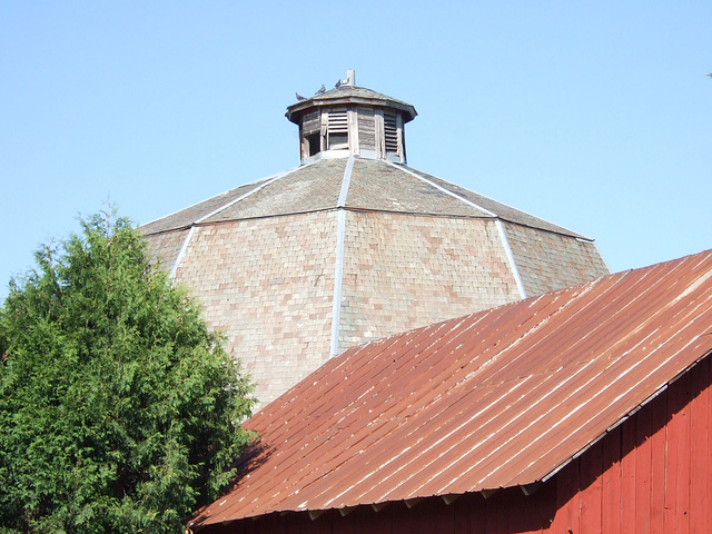 Vermont Barn Roofs