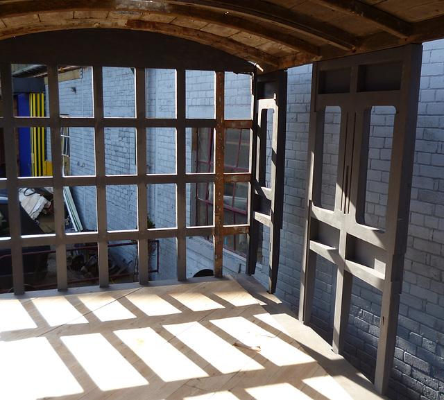 NSR 127 - interior corner