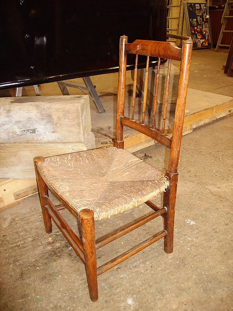 SWP - rushed chair
