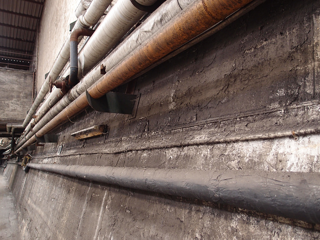 Shabby Pipes