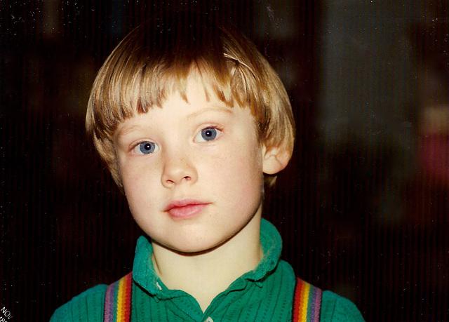 The Days of Rainbow Suspenders