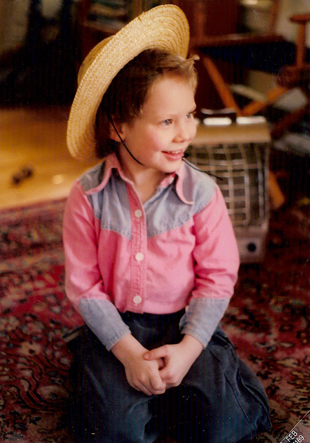 Little Vermont Cowboy