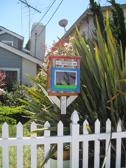 Little Free Library #4110