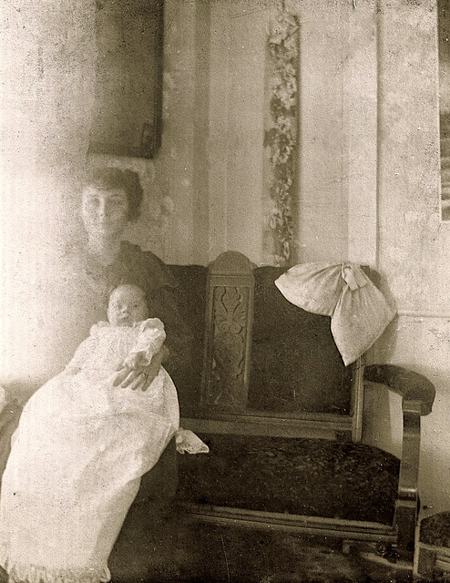 Mrs. J. M. Derby and Earl