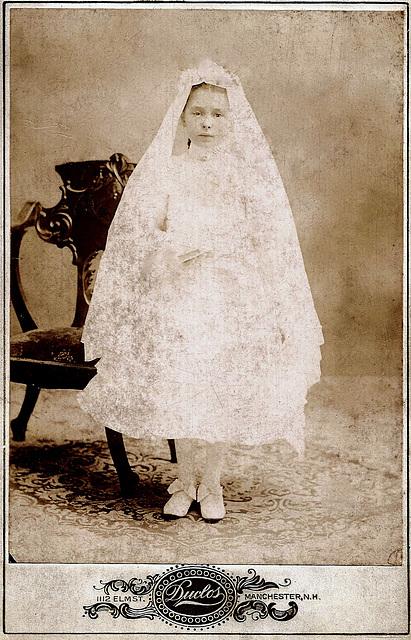 Marie Emma Hebert, 1901