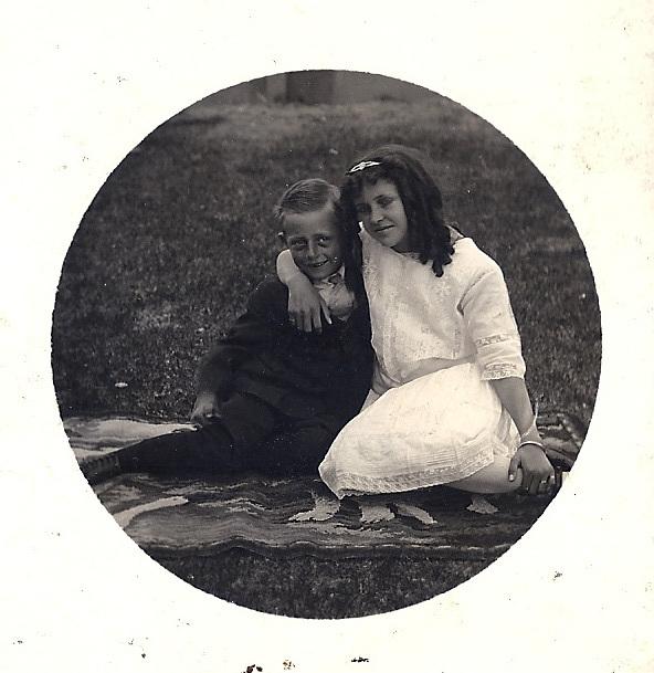 Pat and Martin