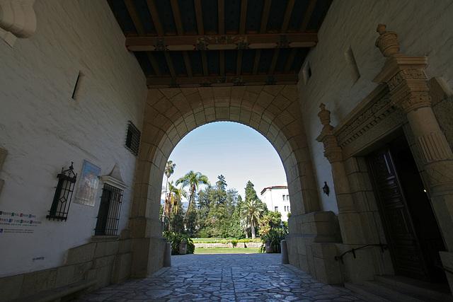 Santa Barbara County Courthouse (2078)