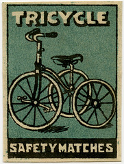 Tricycle Safety Matches