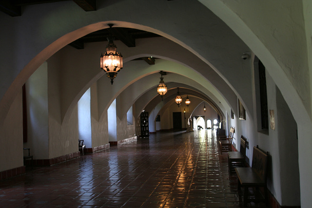Santa Barbara County Courthouse (2081)