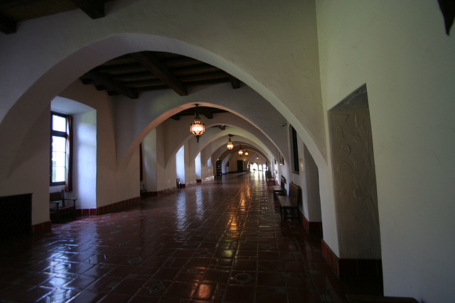Santa Barbara County Courthouse (2082)