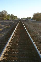 Railroad Track, Lovelock Nevada