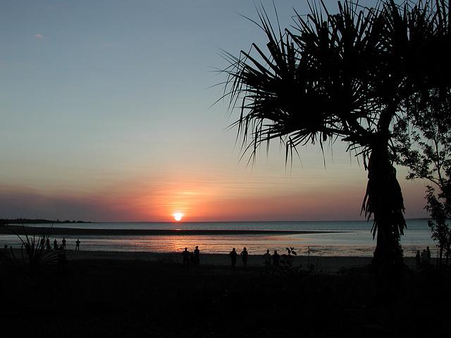 Sunset @ Weipa