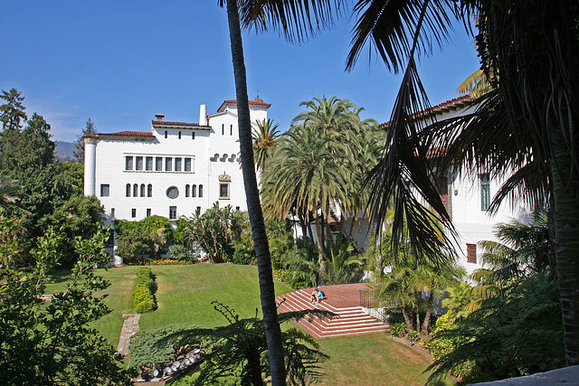 Santa Barbara County Courthouse (2091)