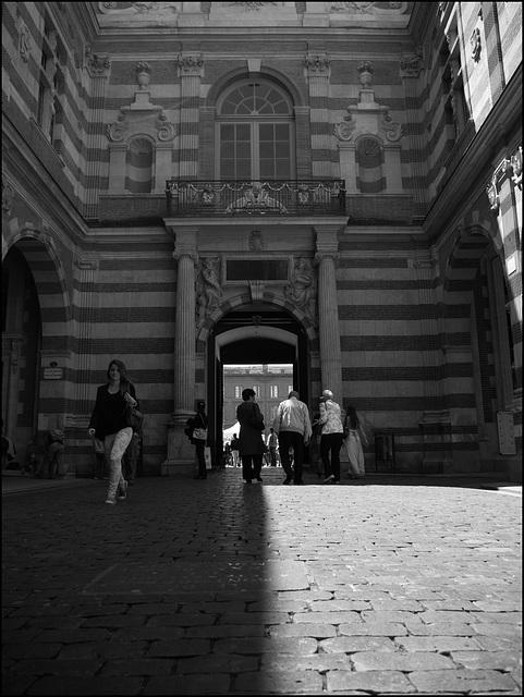 Cour du Capitole