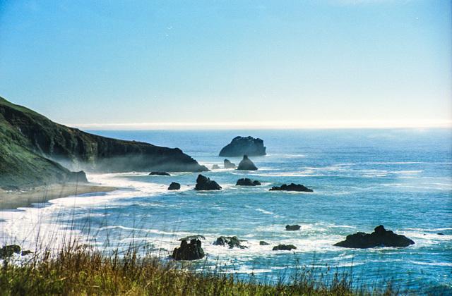 Northern California Coast I, June 10th, 1985