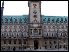 Cityhouse of Hamburg, Germany (*1897)