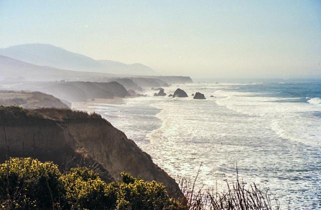 Northern California Coast III, Oct. 4th 1987