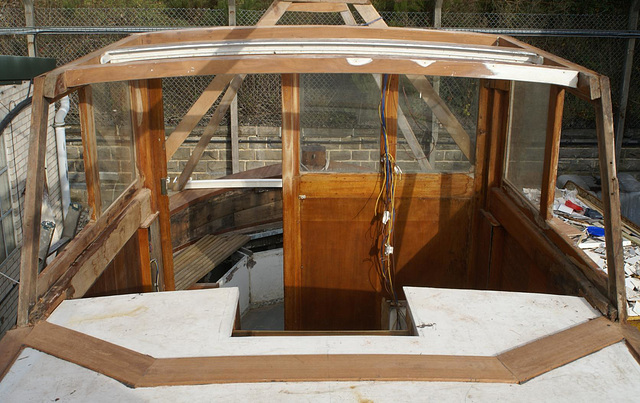 MF - wheelhouse screens