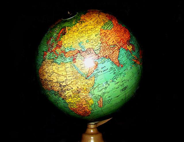 Notre planète…..