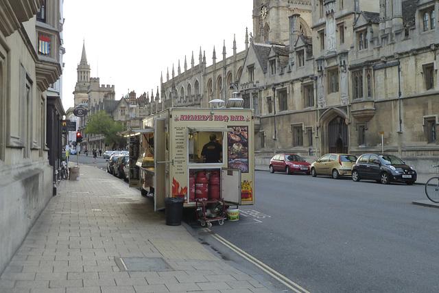Oxford 2013 – Food emporium of mr. Ahmed