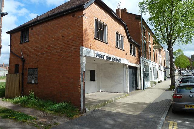 Warwick 2013 – West End Garage