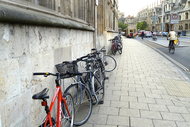 Oxford 2013 – Bicycles