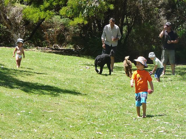 Australia Day 2014 at Waratah