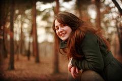 Lucia In Autumn Wood 2