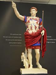 Oxford 2013 – Ashmolean Museum – Caesar Augustus