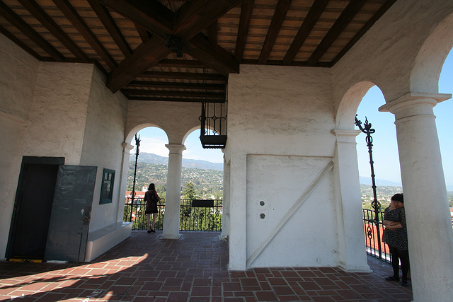 Santa Barbara County Courthouse Tower (2104)