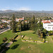 Santa Barbara County Courthouse Tower View (2098)