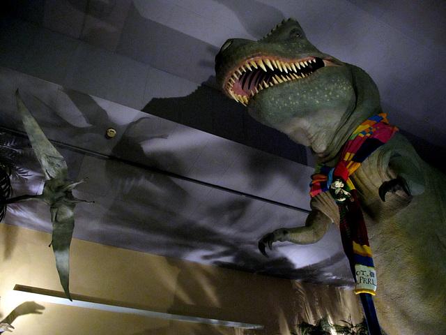 Dino Scarf 2