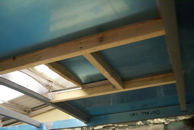 BM CV - hatch under
