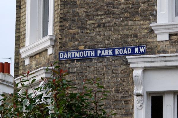 Dartmouth Park Road