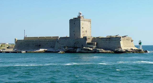 Le Fort de Bouc