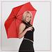 Klára & Red Umbrella
