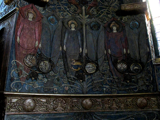 Watts Chapel Interior 2