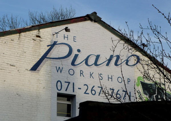 Piano Workshop