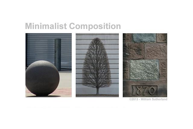 Miminalist Composition