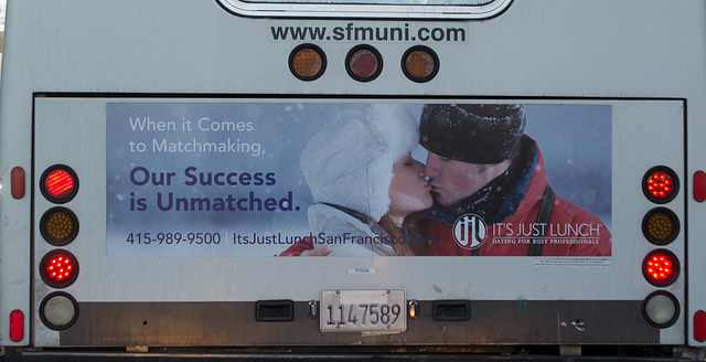 SF Muni bus ad (1107)