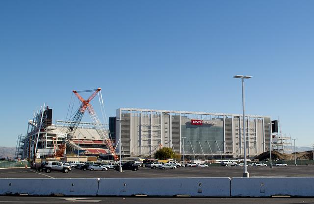 Santa Clara SF 49ers stadium  (1111)